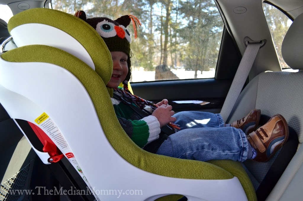 Clek A Marriage Of Form Function And Foonf In Car Seat